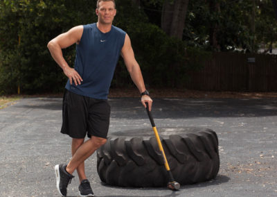 Tire slams