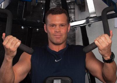 Matt Hammer Strength Machine